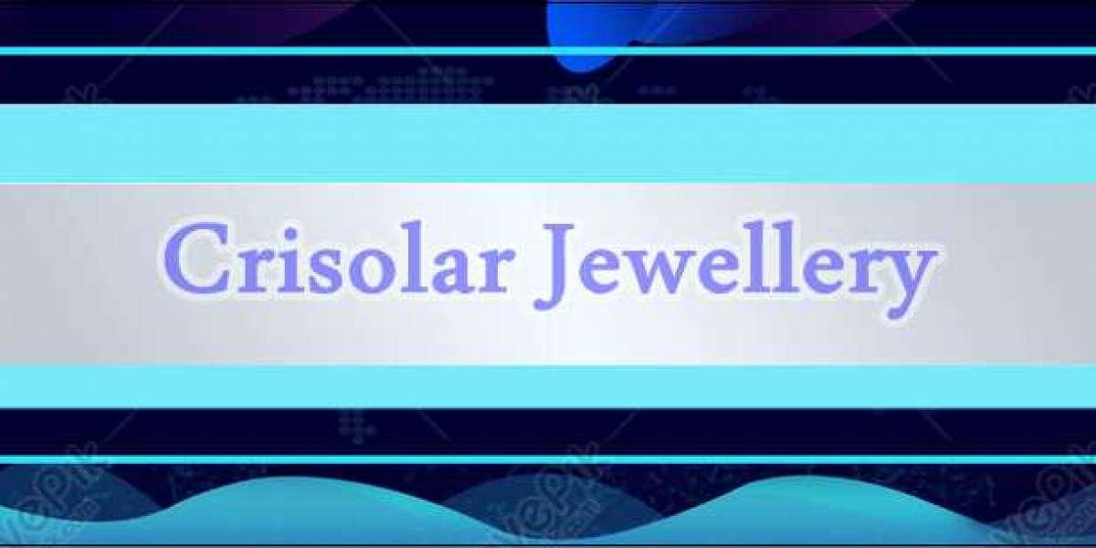Crisolar jewellery