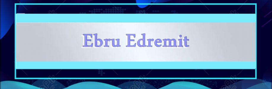 Ebru Edremit Cover Image