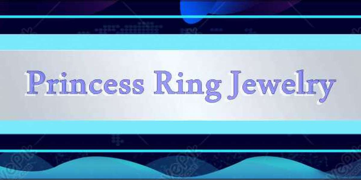 Princess Ring Jewelry